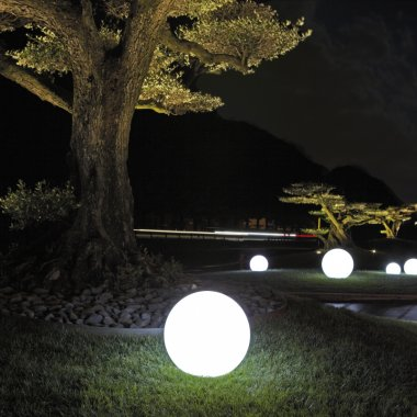 sfera a led eos light
