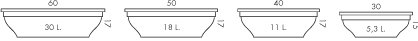 technical drawing - ciotolone